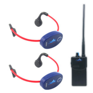 Duo casque + Talkie-walkie