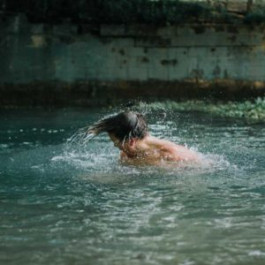 nager en eau libre