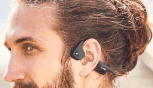 Test du casque Bluetooth à conduction osseuse Trekz Air de chez Aftershokz